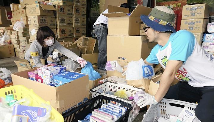 地震の被災地支援 金銭・物資の寄付を容易に|特集記事|くらし×防災 ...