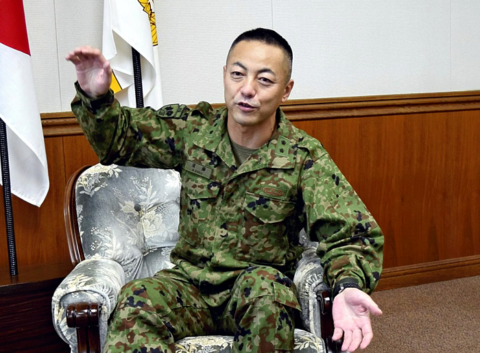 陸自「機動」旅団長が語る「南海トラフへの対応」