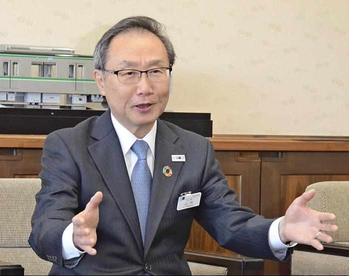 東京メトロ・山村明義社長が語るウィズコロナ時代の経営