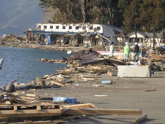3・11 孤立した岩手・箱崎半島の集落で住民は団結した