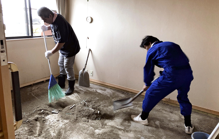 助け合い関係築いて災害時の施設運営を継続