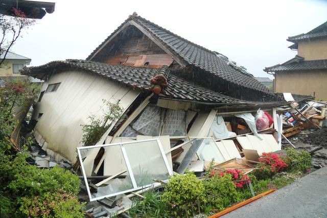 最新 の 地震