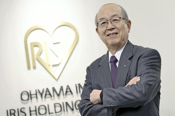 アイリスオーヤマ大山健太郎会長の災害対応「現場力を磨く」